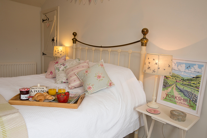 Nurse Cherry Cottage Swaledale Bedroom