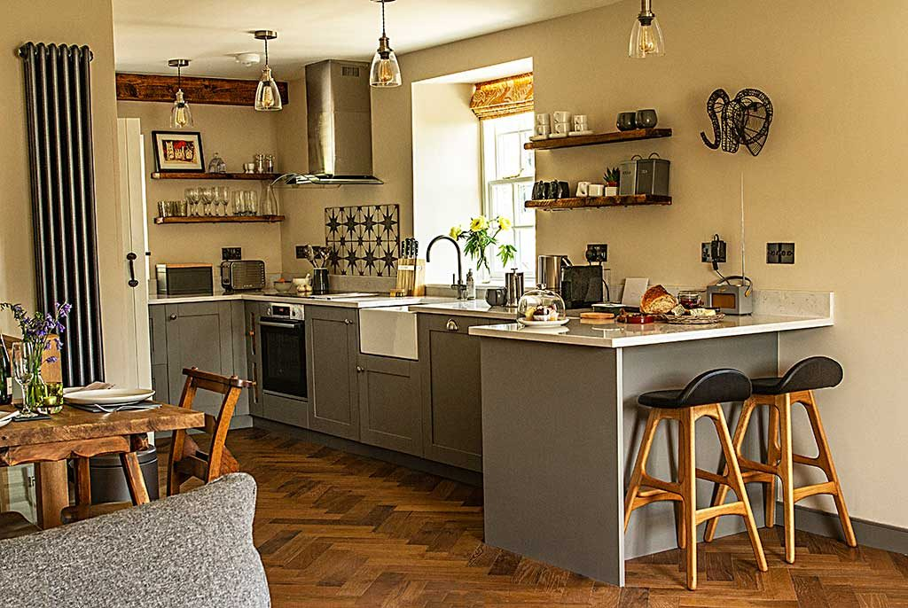 Billy Gills Cottage Kitchen Swaledale