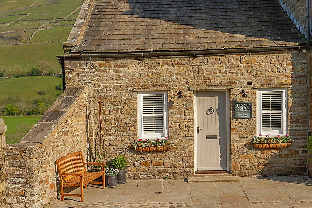 Billy Gills Holiday Cottage Swaledale
