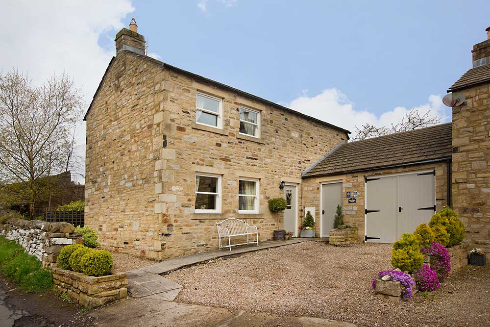 Nurse Cherry Cottage Swaledale