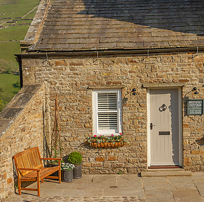 Billy Gills Self Catering Holiday Cottage Swaledale